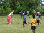 Game time in Fiji