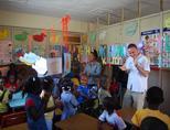 Teaching in Mandeville