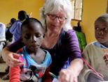 Volunteer at a Care Centre