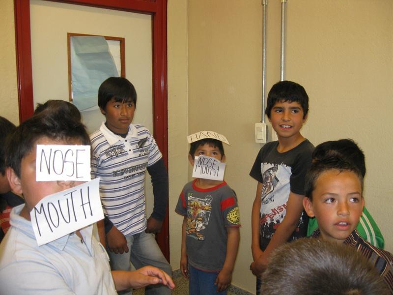 Volontariato in Argentina - Insegnamento