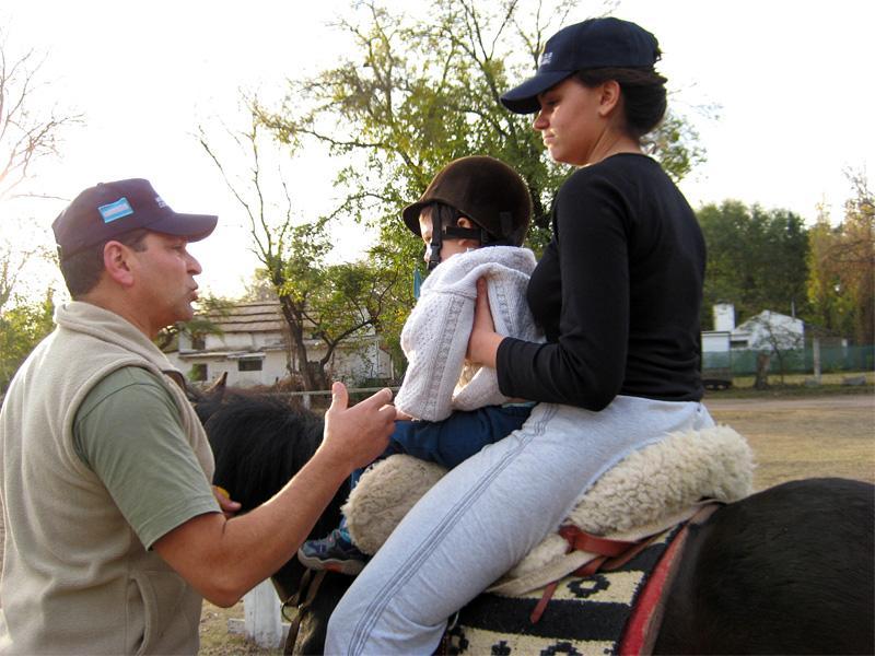 Terapia Equestre