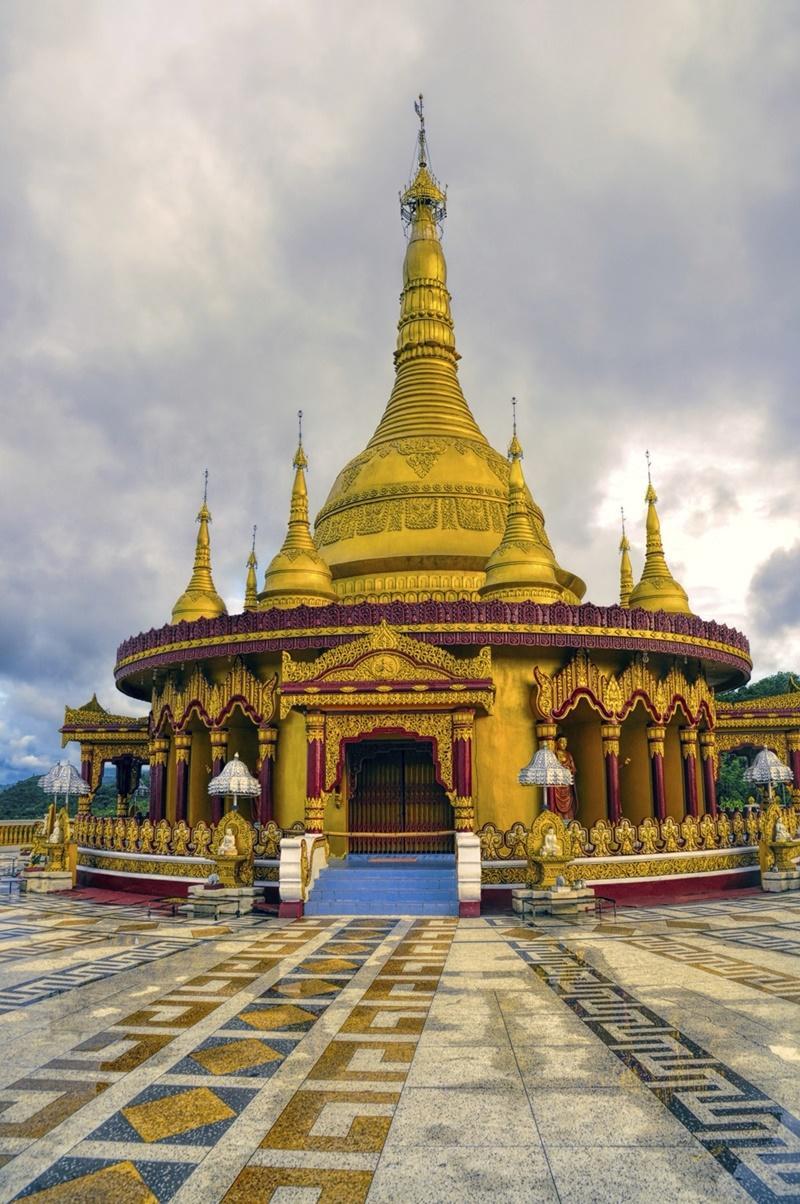 Un tempio Hindu un Bangladesh
