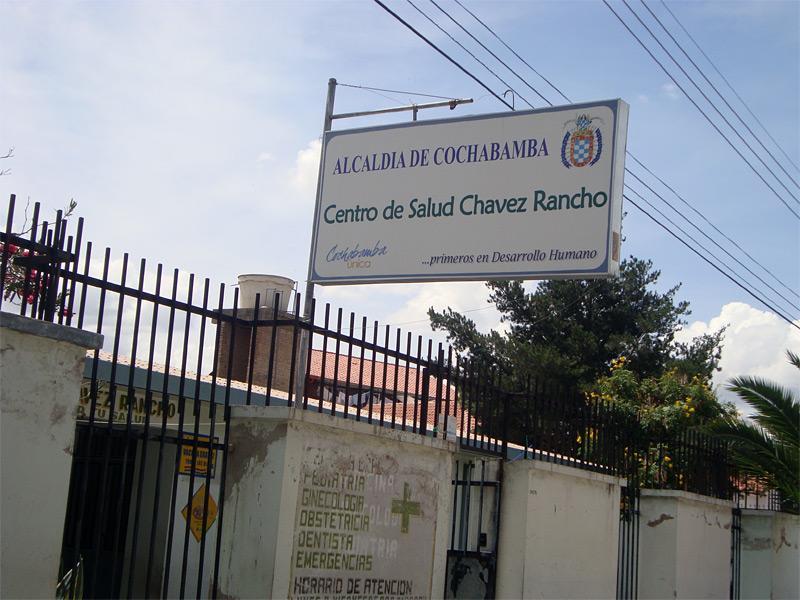 Ospedale in Bolivia