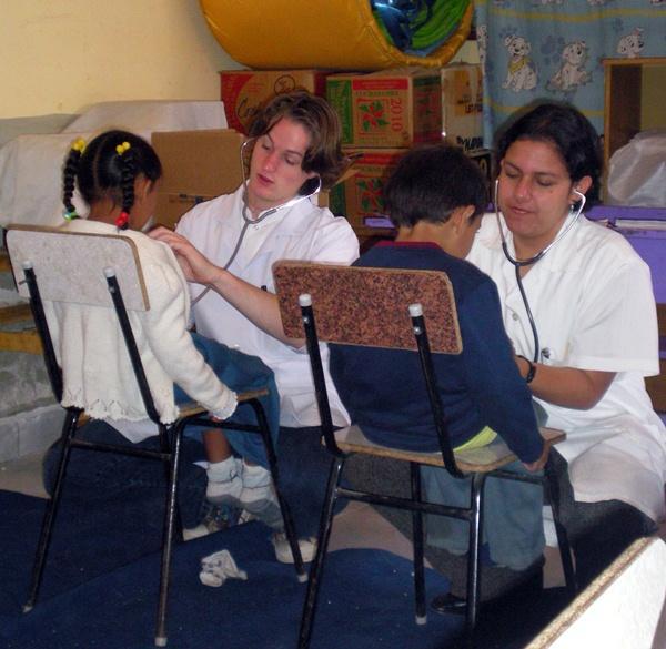 Stage in Medicina in Bolivia