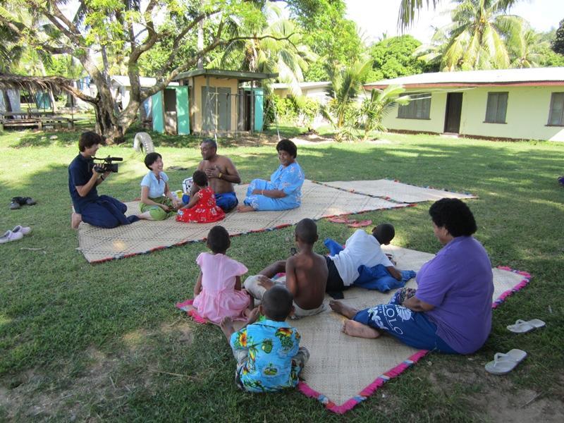 Missioni Umanitarie alle Fiji