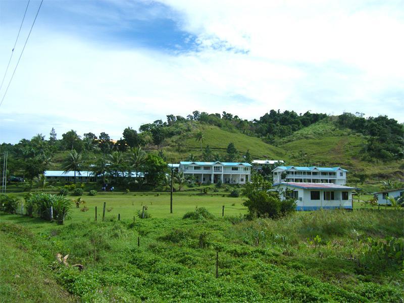 Scuola nelle Fiji