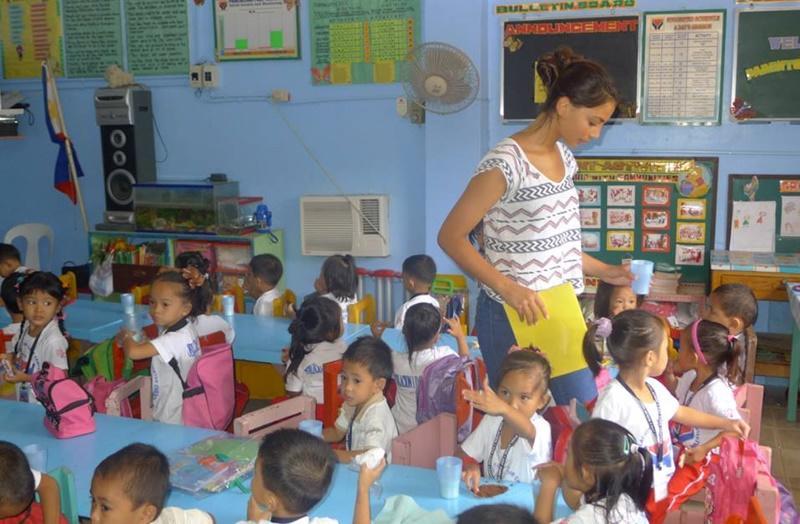 Missioni Umanitarie nelle Filippine