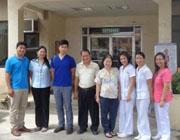 Stage medico nelle Filippine