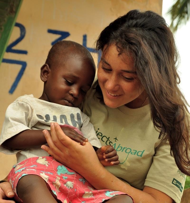 Missioni umanitarie in Ghana