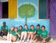 Volontariato in Ghana