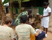 Stage di medicina in Ghana