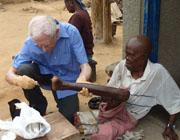 Volontariato in Ghana - medicina