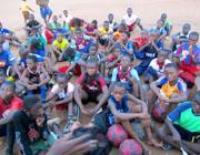 Volontariato in Ghana - sport