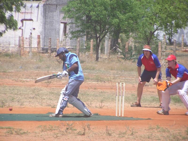 Volontariato in India - Sport