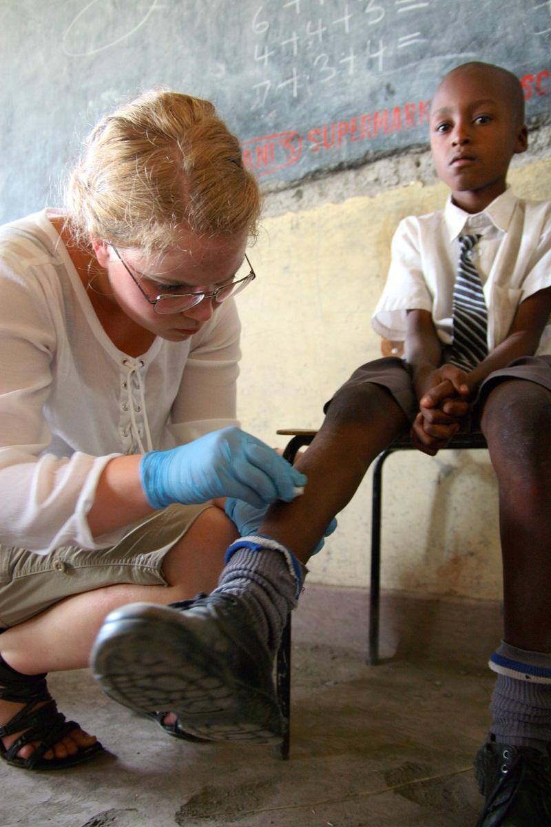 Stage di medicina in Kenia