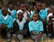 Volontariato insegnamento in Kenia