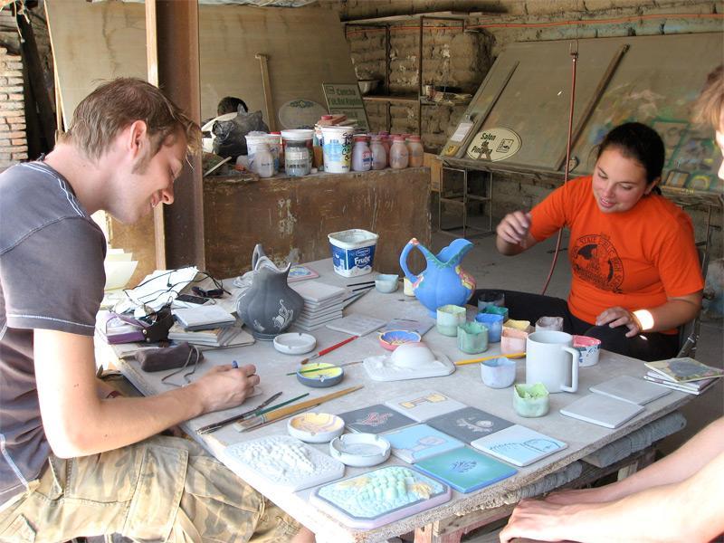 Volontariato Cultura e Lavoro Comunitario