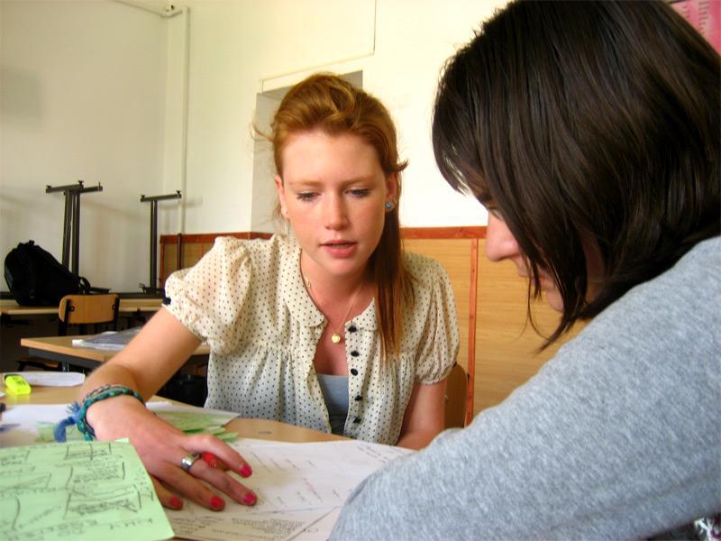 Volontariato Insegnamento in Romania