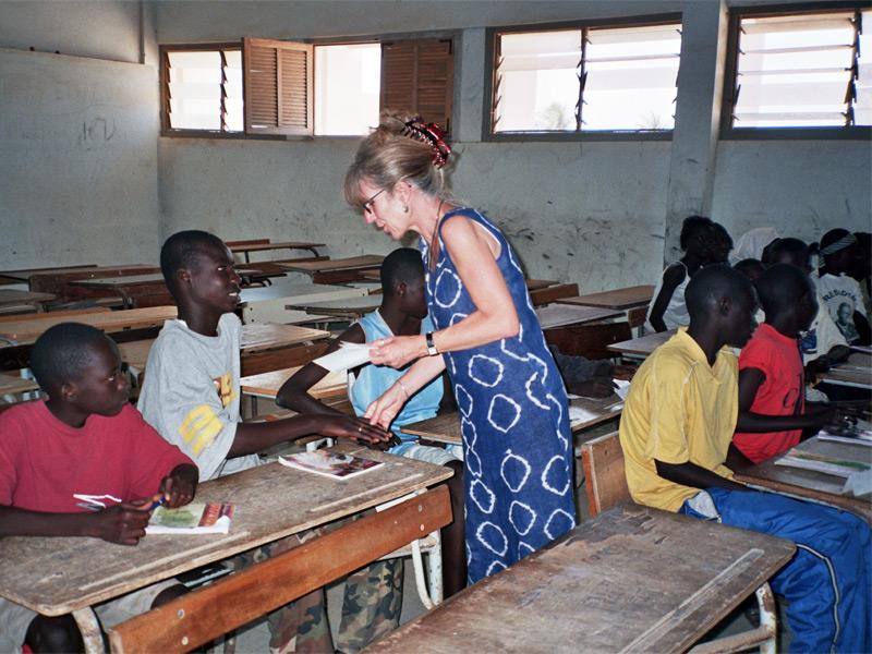 Volontariato Insegnamento