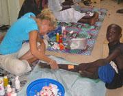Stage di medicina in Senegal