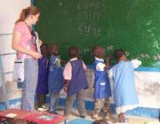 Volontariato - insegnamento