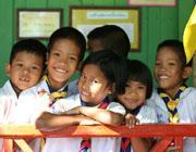 Volontariato Internazionale in Thailandia