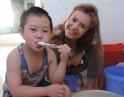 In Vietnam i nostri volontari promuovono l'importanza dell'igiene orale nelle scuole