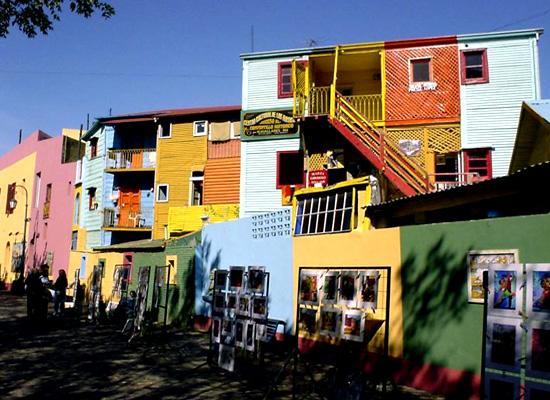 Neighbourhood From Argentina