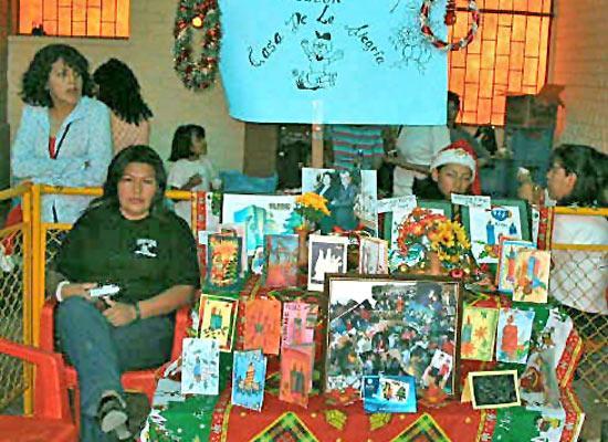 Casa Alegria Christmas cards