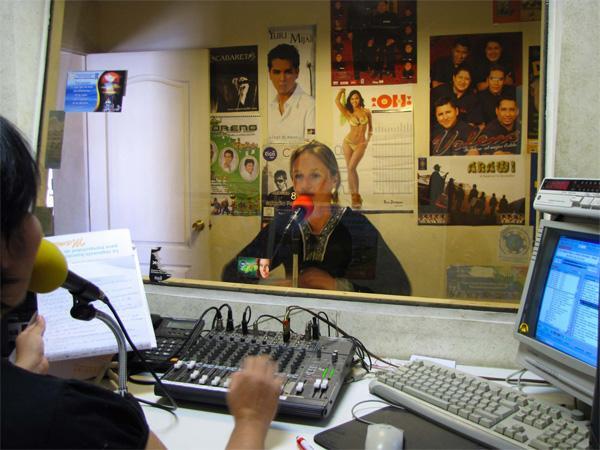 Radio journalism programme