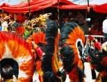 Festival in Cochabamba