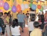Orphanage party