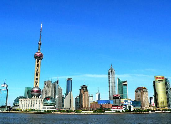 Beijing view