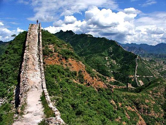 Great wall Jingshanling to Simatai