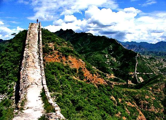 Great wall Jingshanling