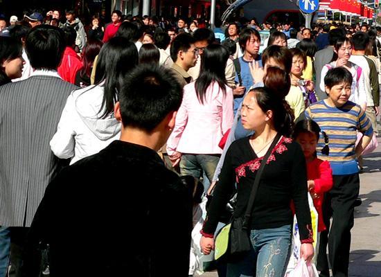 Streets of Beijing
