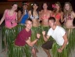 Leisure time in Fiji