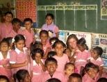Teaching in Fiji