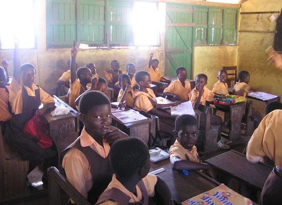 Akuapem Hills school