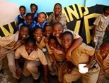 ジャマイカの教育プロジェクトの活動先に通う子供たち