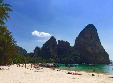 タイの海とビーチ