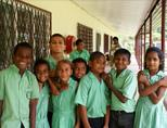 Kids in Fiji