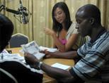 Radio journalism internship