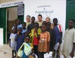 Projects Abroad Volunteers