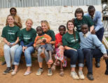 Doe vrijwilligerswerk op het sociaal project in Kenia