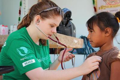 Beleef het echte Mexico als medisch vrijwilliger in Midden-Amerika