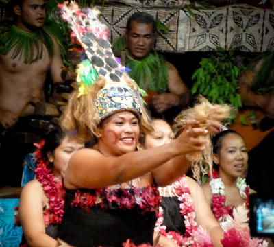 Projects Abroad vrijwilligers ontdekken traditionele cultuur in Samoa