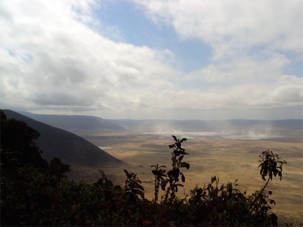 Het karakteristieke landschap van Tanzania