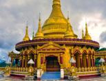 Et Hindu tempel i Bangladesh