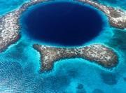 Det blå hullet, Belize